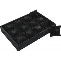 Табла за бижута с възглавнички
