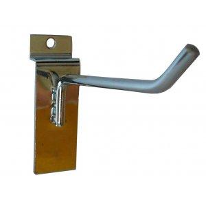 Кука за канално пано хром 5/150 мм