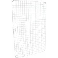 Бяла решетка за стена 145/75