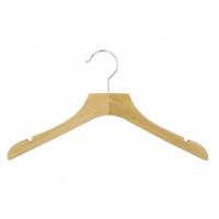 Детска дървена закачалка бук 32 см