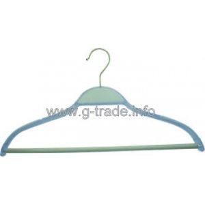 Прозрачна закачалка със силиконова лента